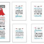 Superkids Manifesto Printable Art Bundle