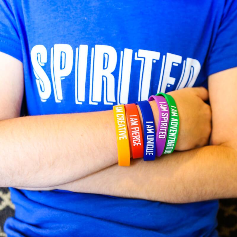 Superkids Empowering Manifesto Bracelet