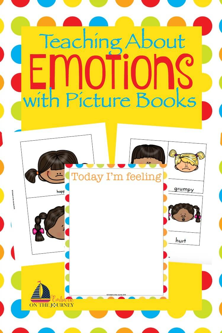 Teaching Emotions with Picture Books