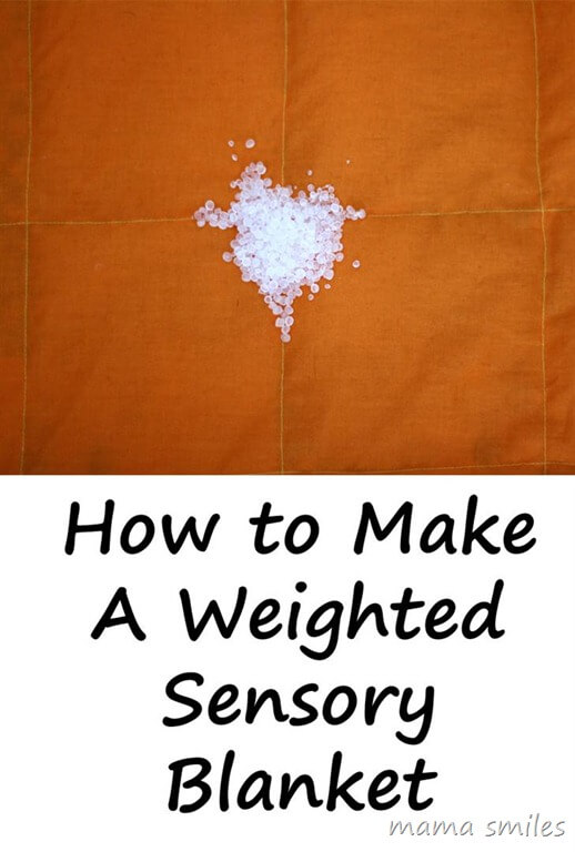 Make a Weighted Blanket