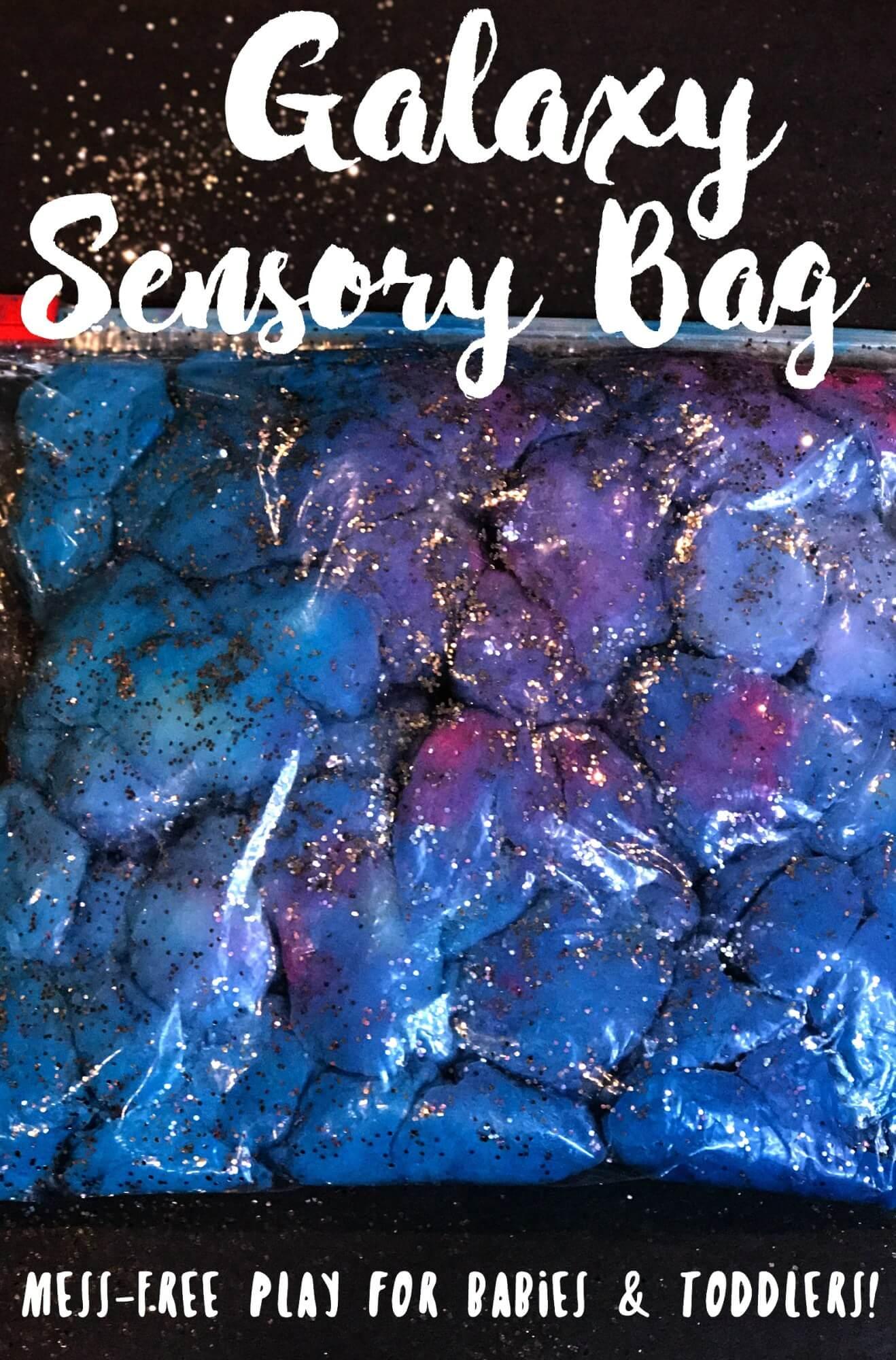 Space Sensory Bag