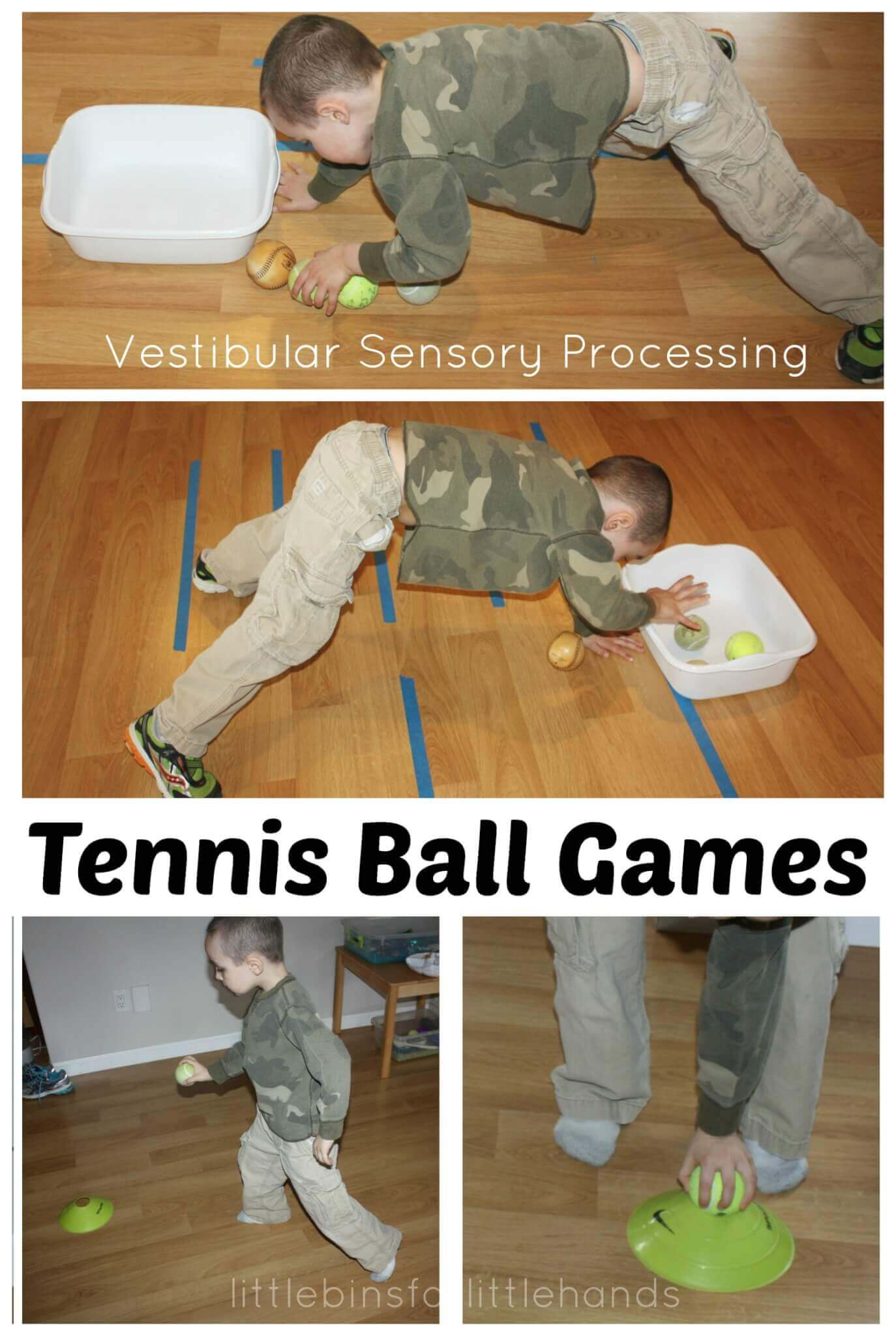 Tennis Ball Games