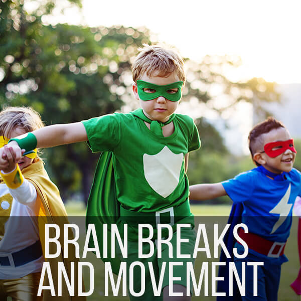 Brain Breaks and Movement