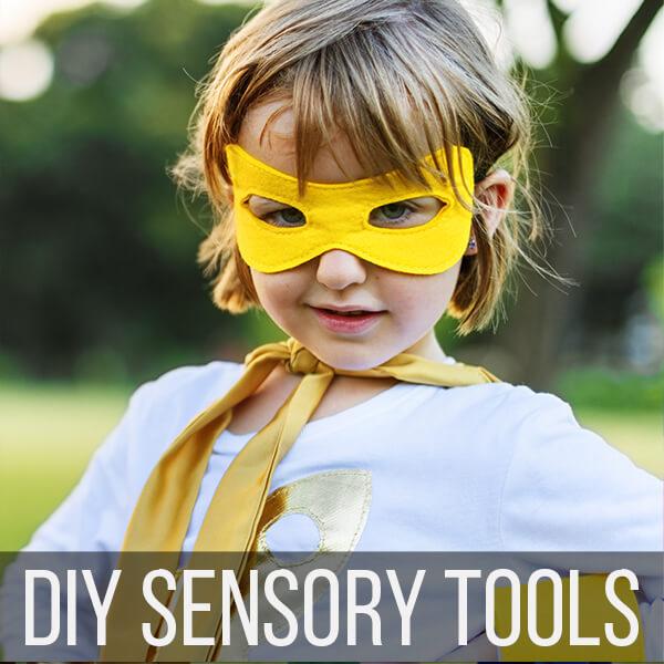 DIY Sensory Tools